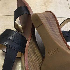 Shoes - Coach woman's sandals